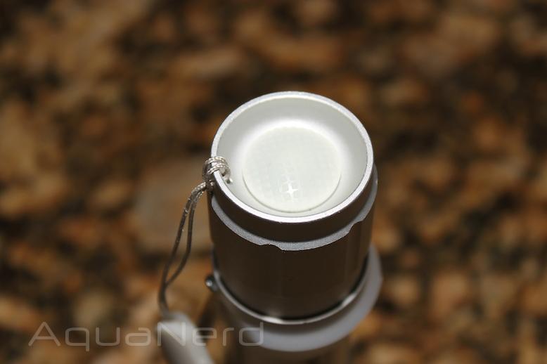 Orphek Azurelite Power Button