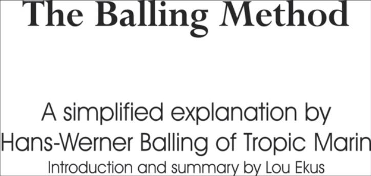 The Balling Method