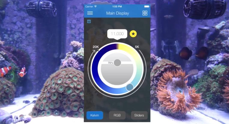 EcoTech Marine iOS App Demo