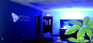 EcoTech Marine Entrance