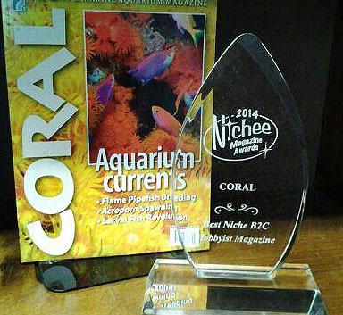CORAL Niche Mag Award