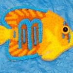 Clarion Angelfish Reef Cookie