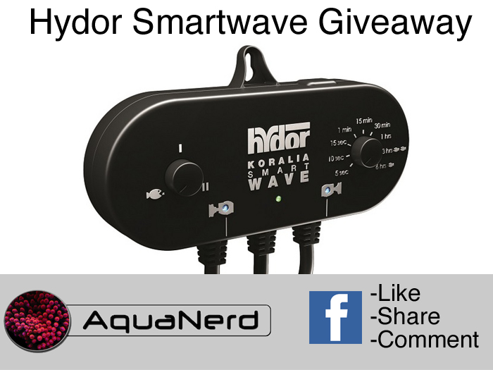 Hydor Smartwave Controller Giveaway