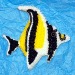 Moorish Idol Reef Cookies