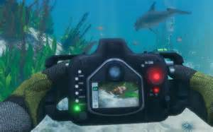Oculus Rift Diving Simulation
