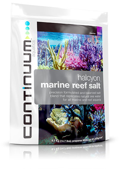Continuum Aquatics Halycon Marine Reef Salt
