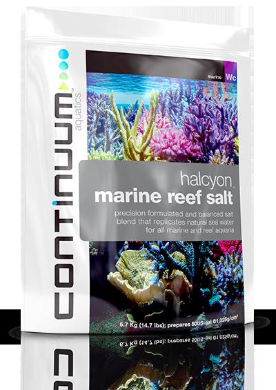 Continuum Aquatics Halycon Marine Reef Salt
