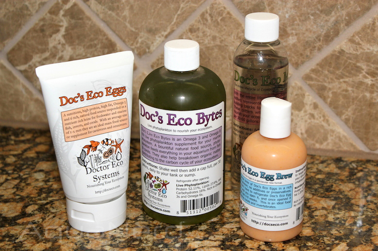 Doctor Eco Systems Aquarium Foods