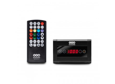 Ecoxotic E-Series Remote and Ramp Timer