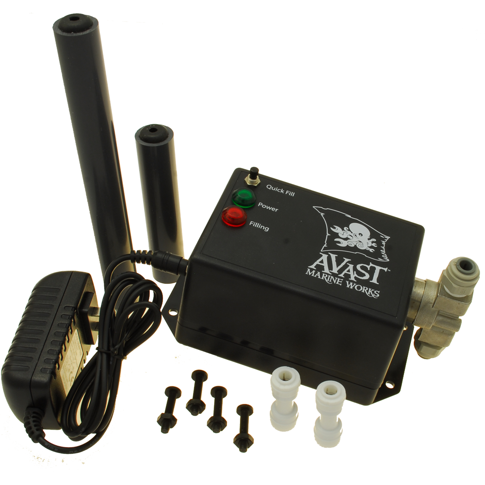 AVAST Marine Works Top Off Solenoid Kit