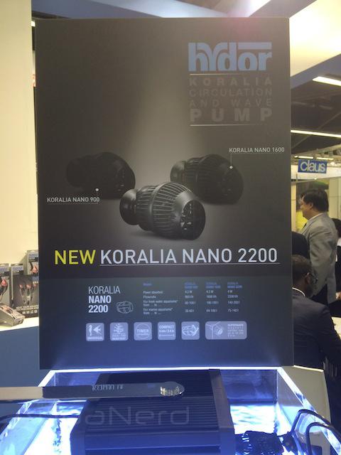 Hydor Koralia Nano 2200