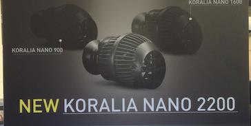 New Hydor Koralia Nano 2200