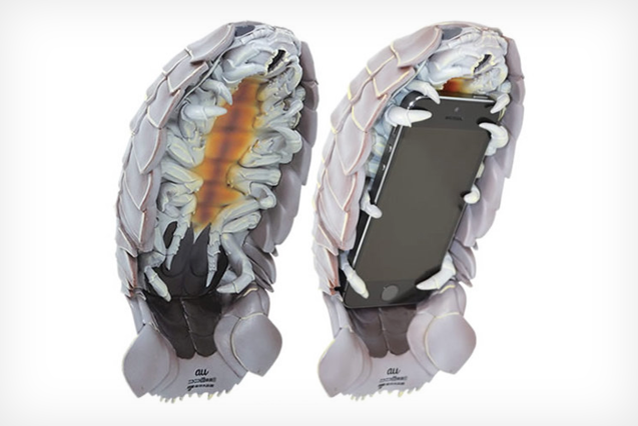 Giant Isopod iPhone Case