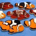 Jason Langer MBI Clownfish Cookies