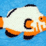 Platinum Clownfish Cookie