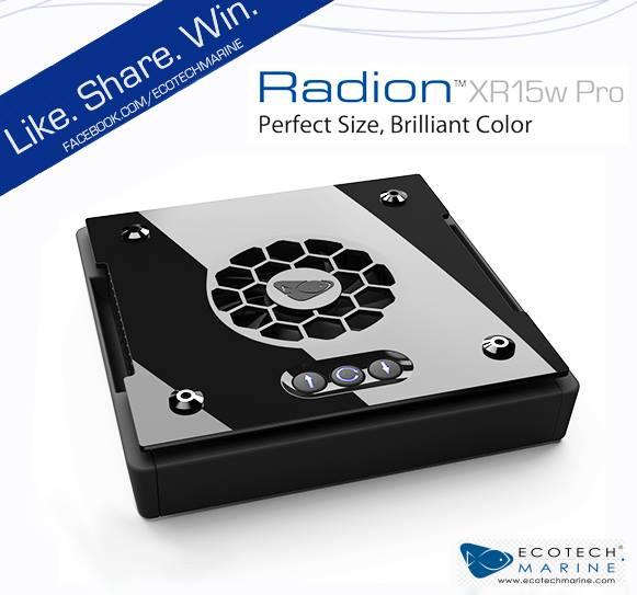 Radion XR15w Pro Giveaway