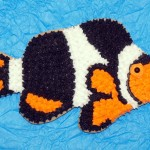 Sanjay's Black Photon Clownfish Cookie
