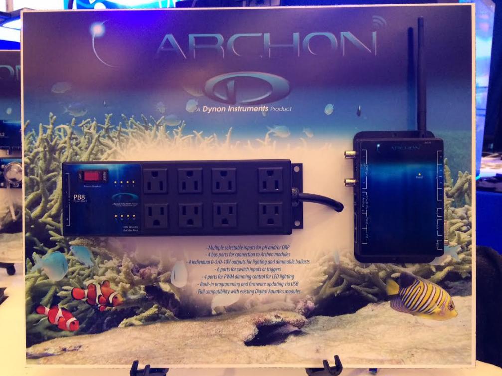 Archon Aquarium Controller