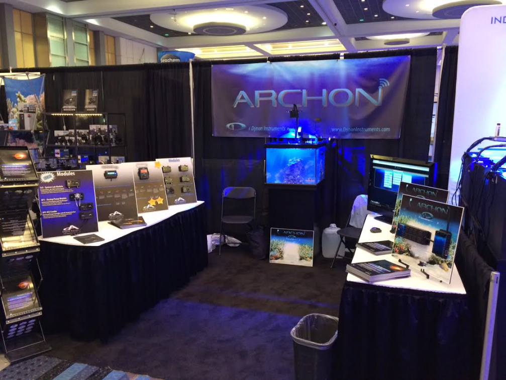Archon Controller Booth