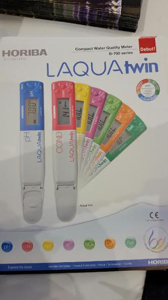 LAQUAtwin Water Quality Meters