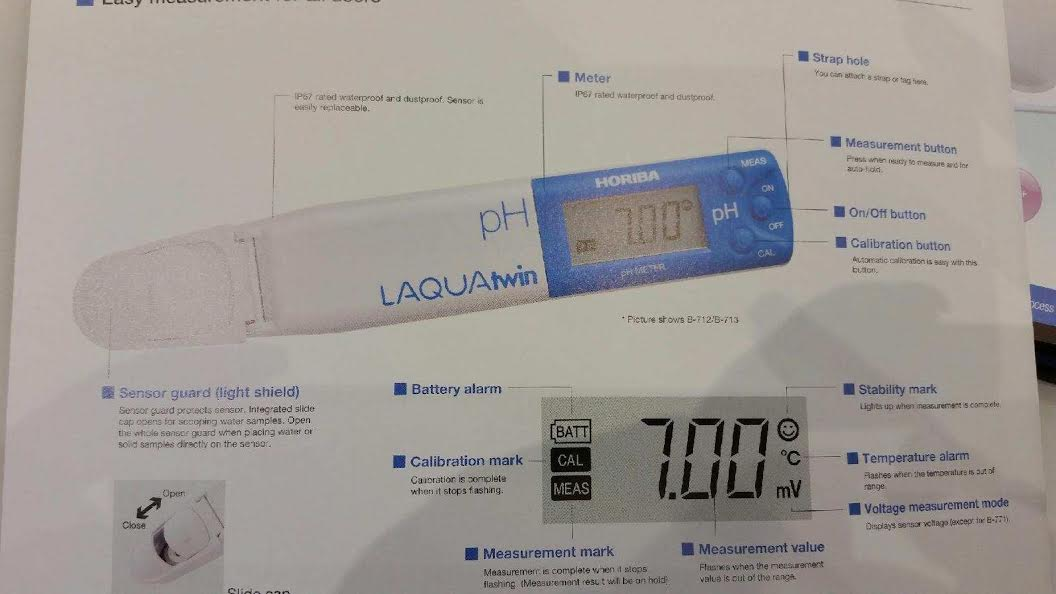 LAQUAtwin pH Meter