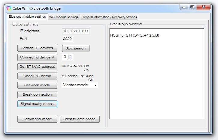 Pacific Sun Cube Bridge Interface 2