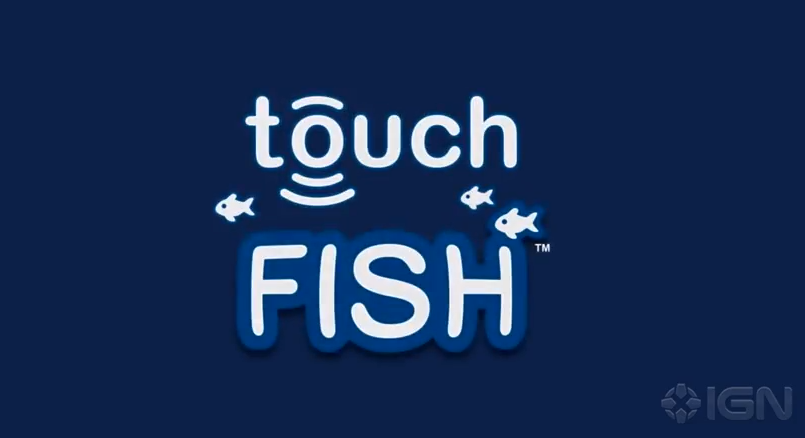TouchFish Game