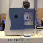 Triton Mass Spectrophotometer