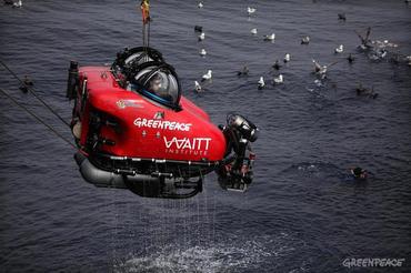 Greenpeace Dual Deep Diver