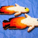 Red Firefish Cookie Jason Langer
