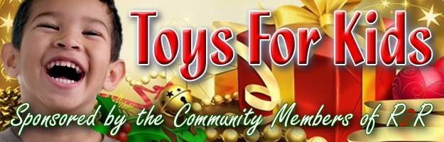 R2R Toys for Kids 2014