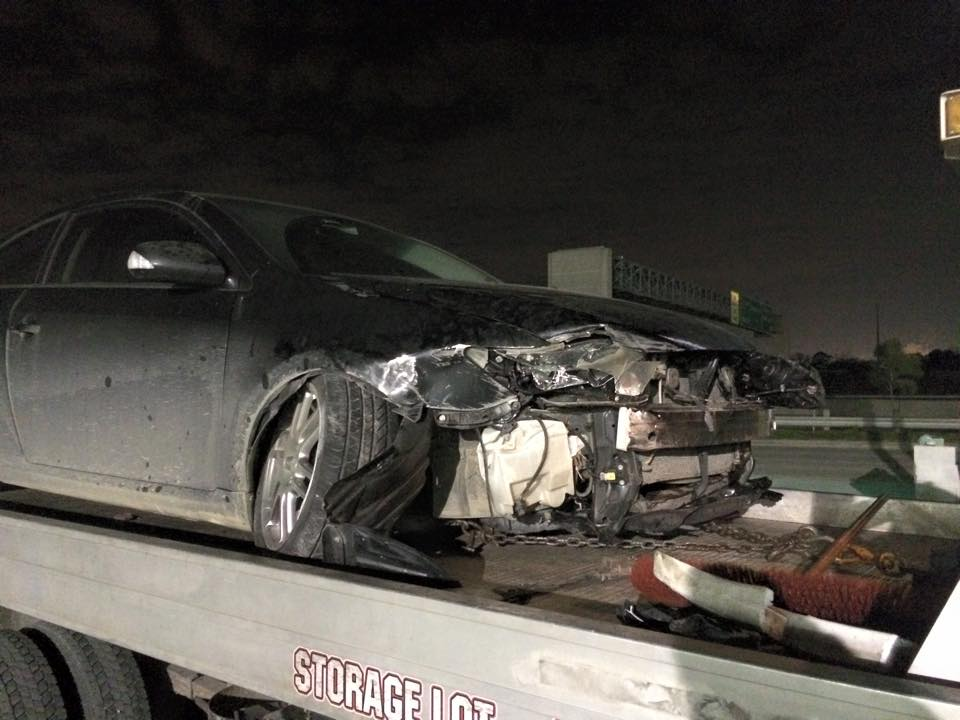 Brandon Car Accident