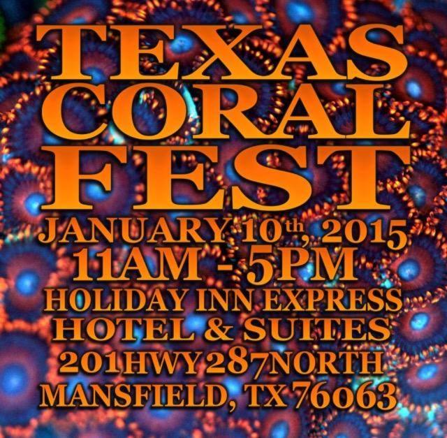 Texas Coral Fest