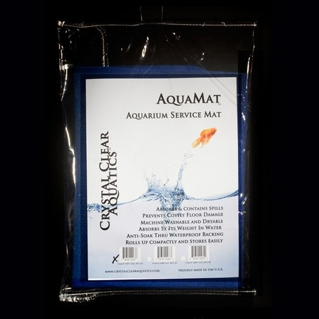 Crystal Clear Aquatics Aqua  Mat