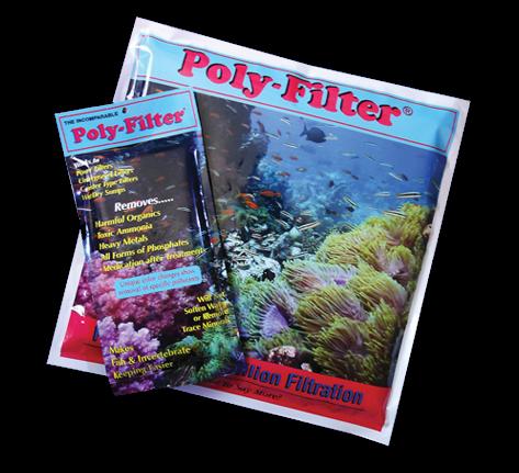 Poly-Bio Filter Pads