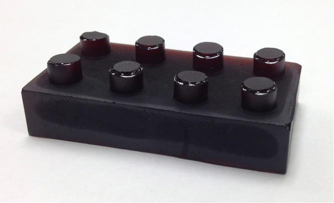 Sulphur-limonene polysulphide. Justin Chalker, Author provided