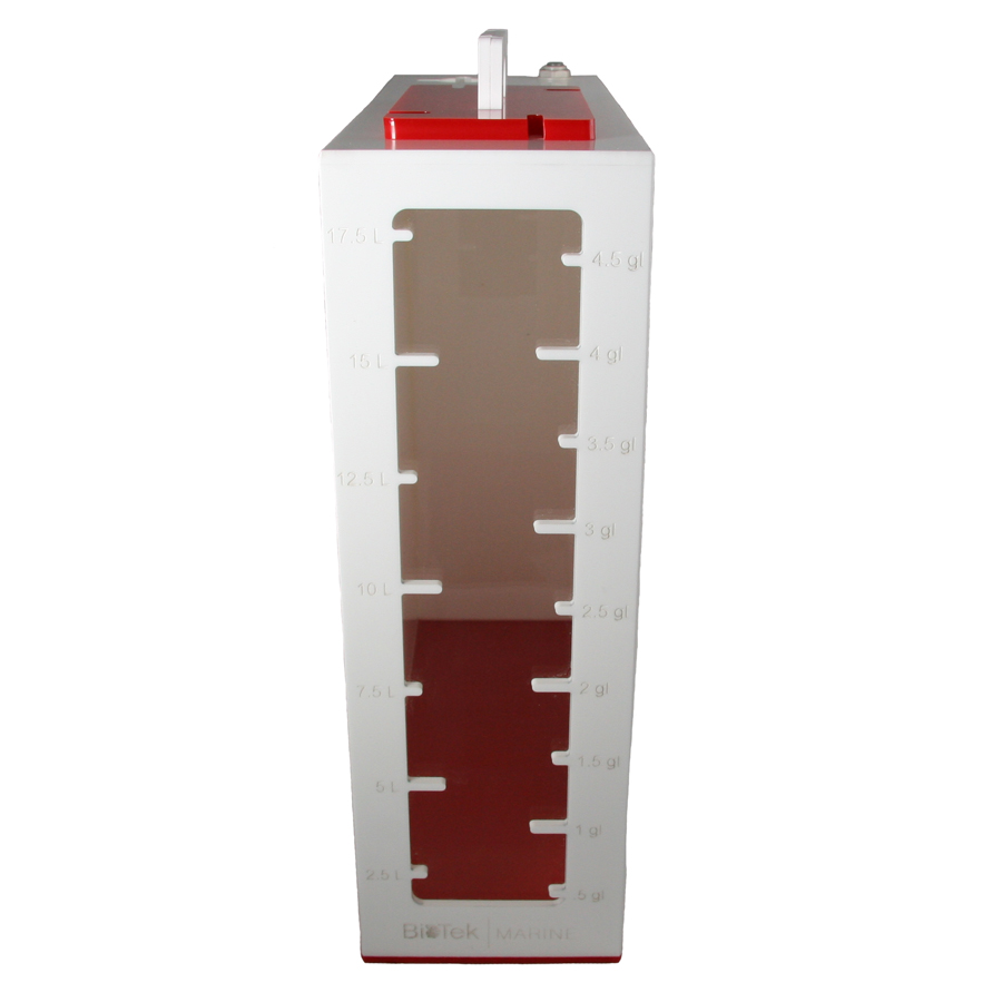 Tek Edition Red 5 Gallon ATO Water Tank